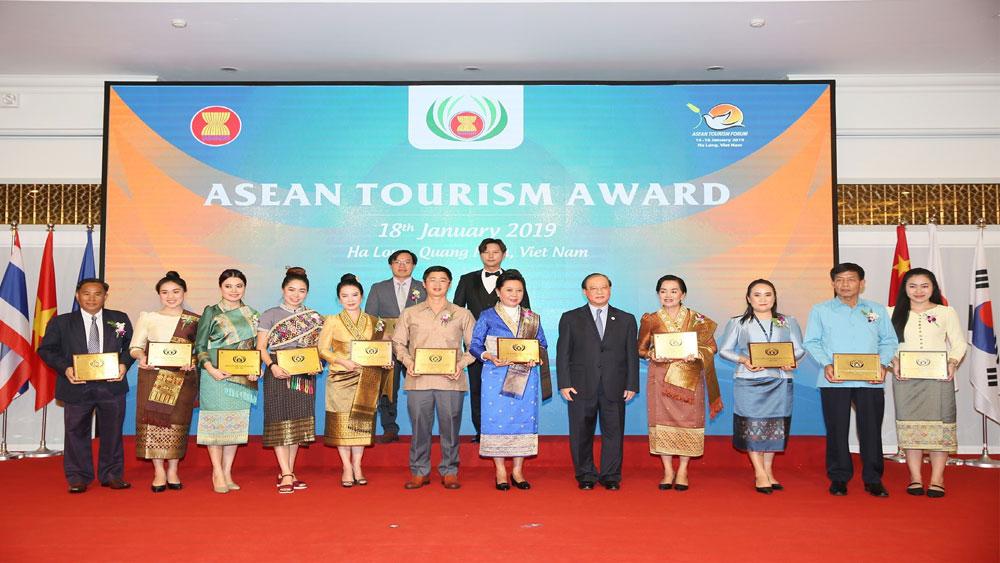 Diễn đàn Du lịch ASEAN 2019: Việt Nam giành 15 giải thưởng du lịch ASEAN